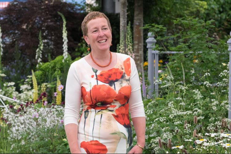 RHS Partnership talk - Late Spring Flowering Perennials with Rosy Hardy