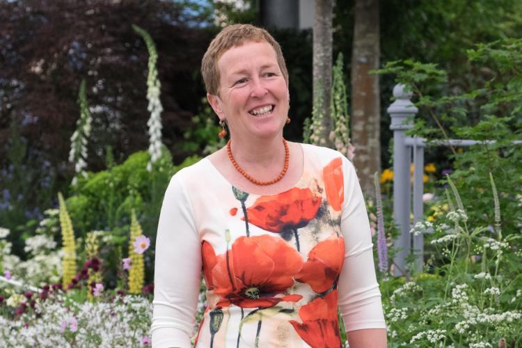 RHS Partnership talk - Mid-Summer Flowering Perennials with Rosy Hardy
