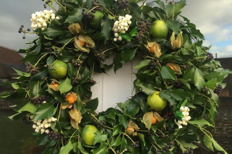 Make Your Very Own Christmas Wreath Workshop - *FULLY BOOKED*