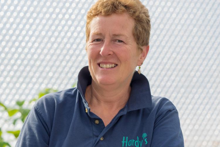 RHS Partnership talk - Spring Flowering Perennials with Rosy Hardy